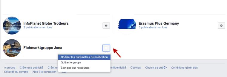 Flohmarkt facebook pour trouver de bonnes affaires en Allemagne