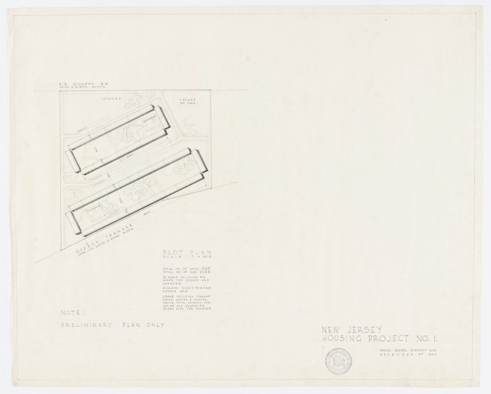 medium resolution of duplex apartment complex project type residential years 1945 1945