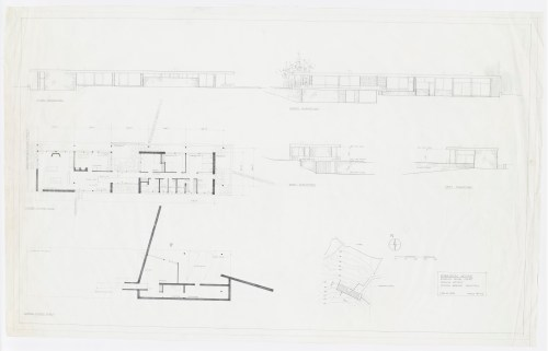 small resolution of robinson george house project type residential years 1951 1951