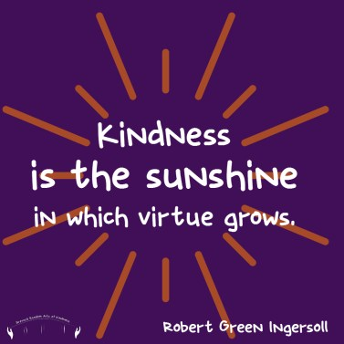 brevard random acts of kindness, nonprofit, 501c3, charity, florida, kind quote, nice