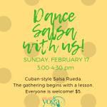 Salsa Rueda!