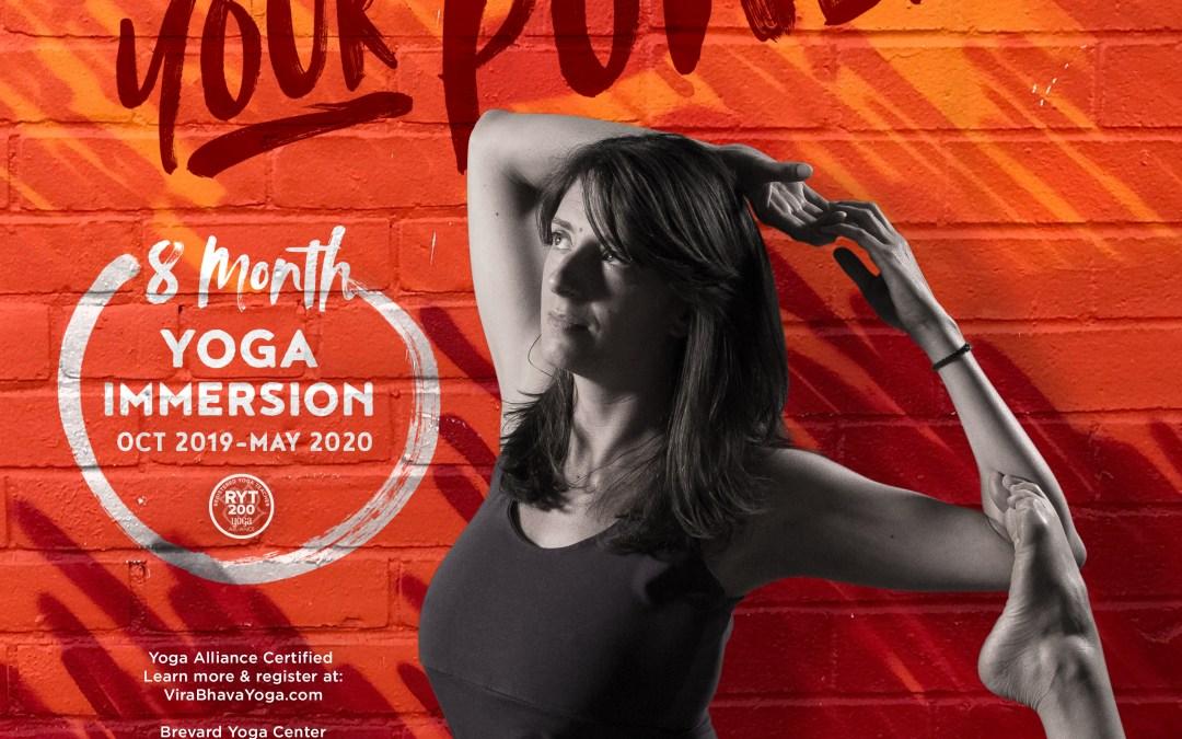 Yoga Immersion with Vira Bhava!