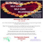 Valentine's Self-Care Evening with Amber – Feb. 12