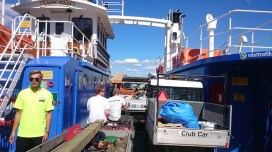 Die Fähre nach Marstrand