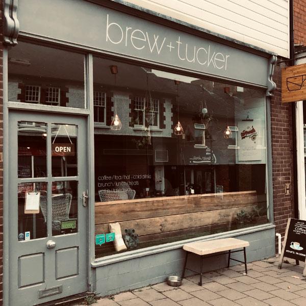 Brew and Tucker | Coffee Shop Frodsham | Interior