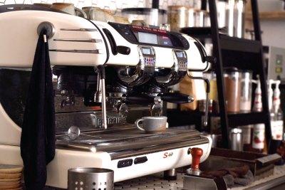 Brew and Tucker | Coffee Shop Frodsham | Coffee Machine