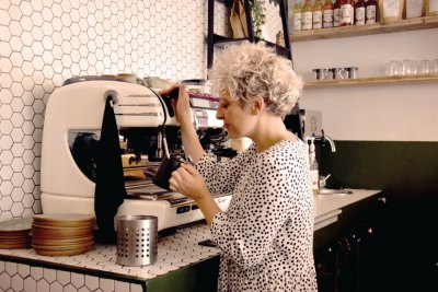 Brew and Tucker | Coffee Shop Frodsham | Making Coffee
