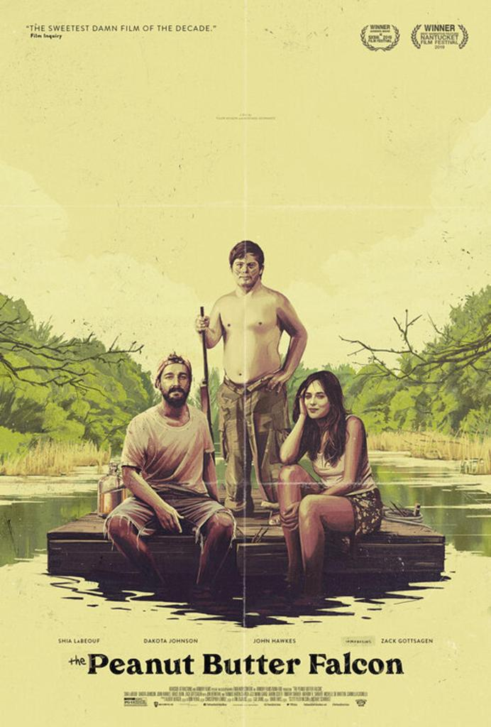 Peanut Butter Falcon Movie Review