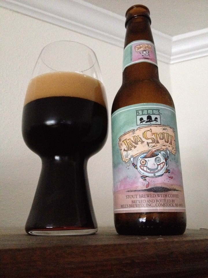 Bells Java Stout Brew Drink Run Craft Beer And