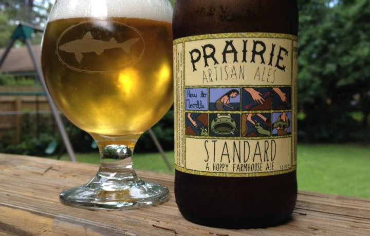 Prairie Artisan Ales Standard Brew Drink Run Craft