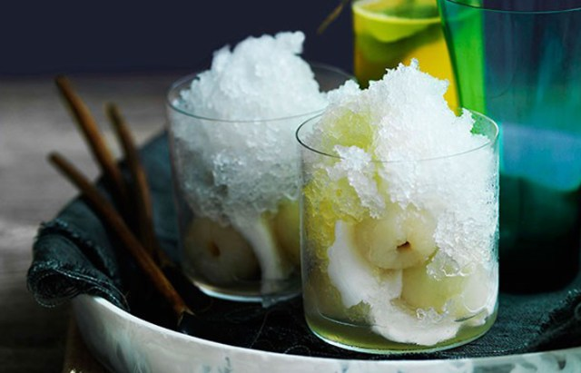 Coconut Snow cones