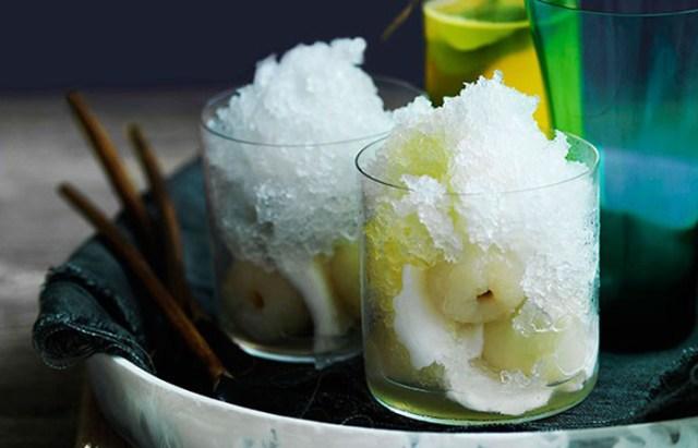 Coconut Snow cones