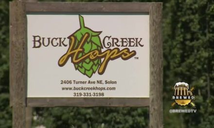 Buck Creek Hops Revisited