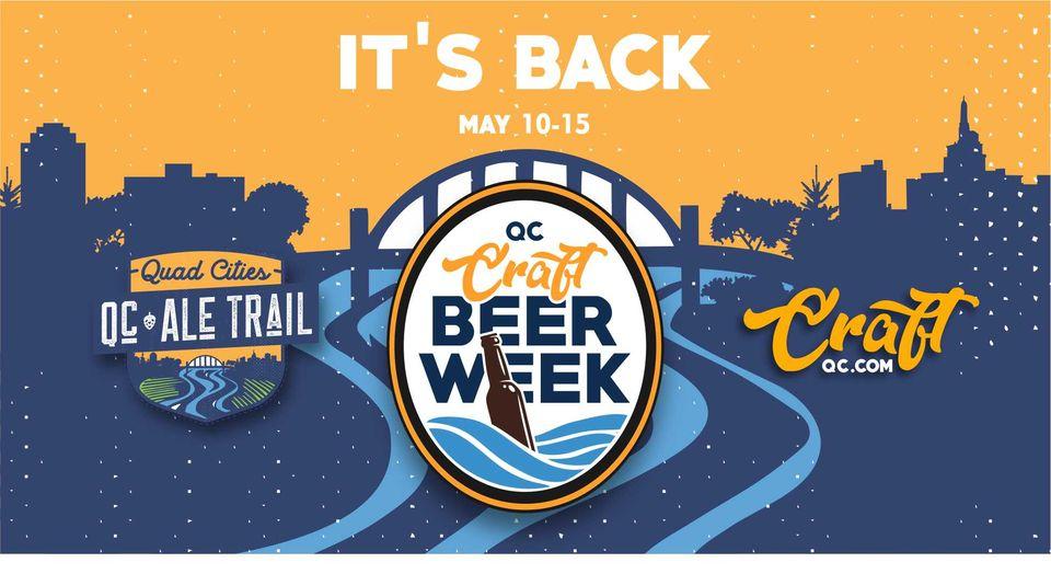 QC CRAFT BEER WEEK – WEDNESDAY