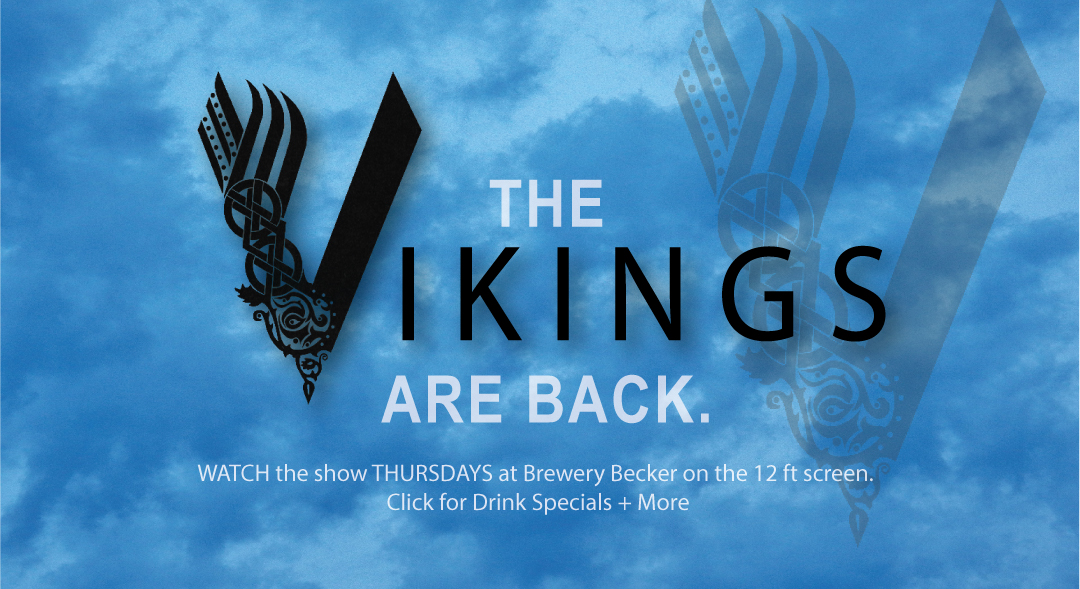 Thursdays Watch The Vikings