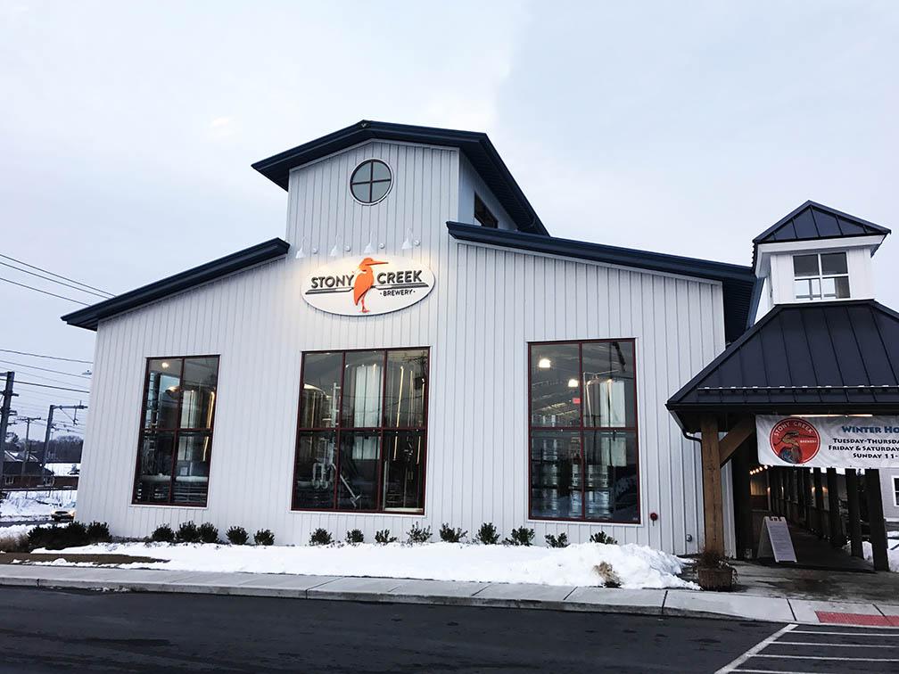 Stoney Creek Brewery  Brewery Ratings