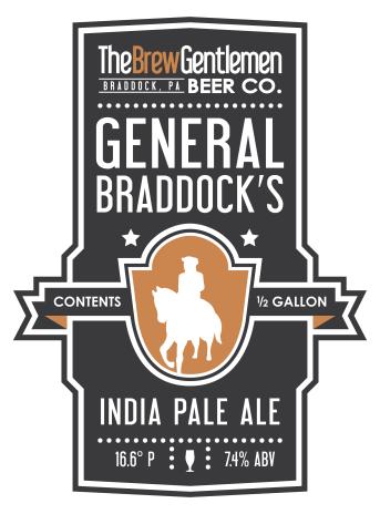 General Braddock's IPA