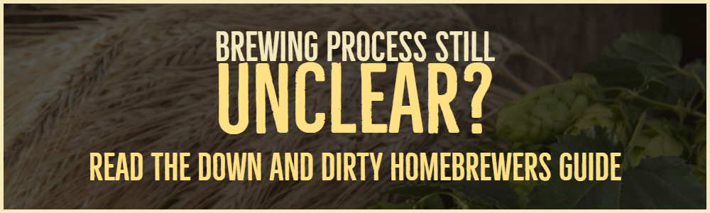 A guide for beginning home brewers.