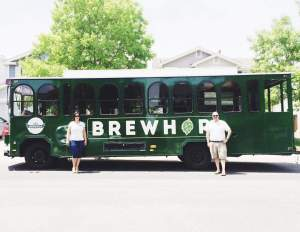Brewhop Trolley owners
