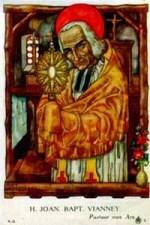 Święty Jan Maria Vianney