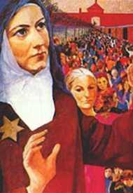 Święta Teresa Benedykta od Krzyża