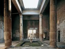 Atrium House of the Silver Wedding Pompeii