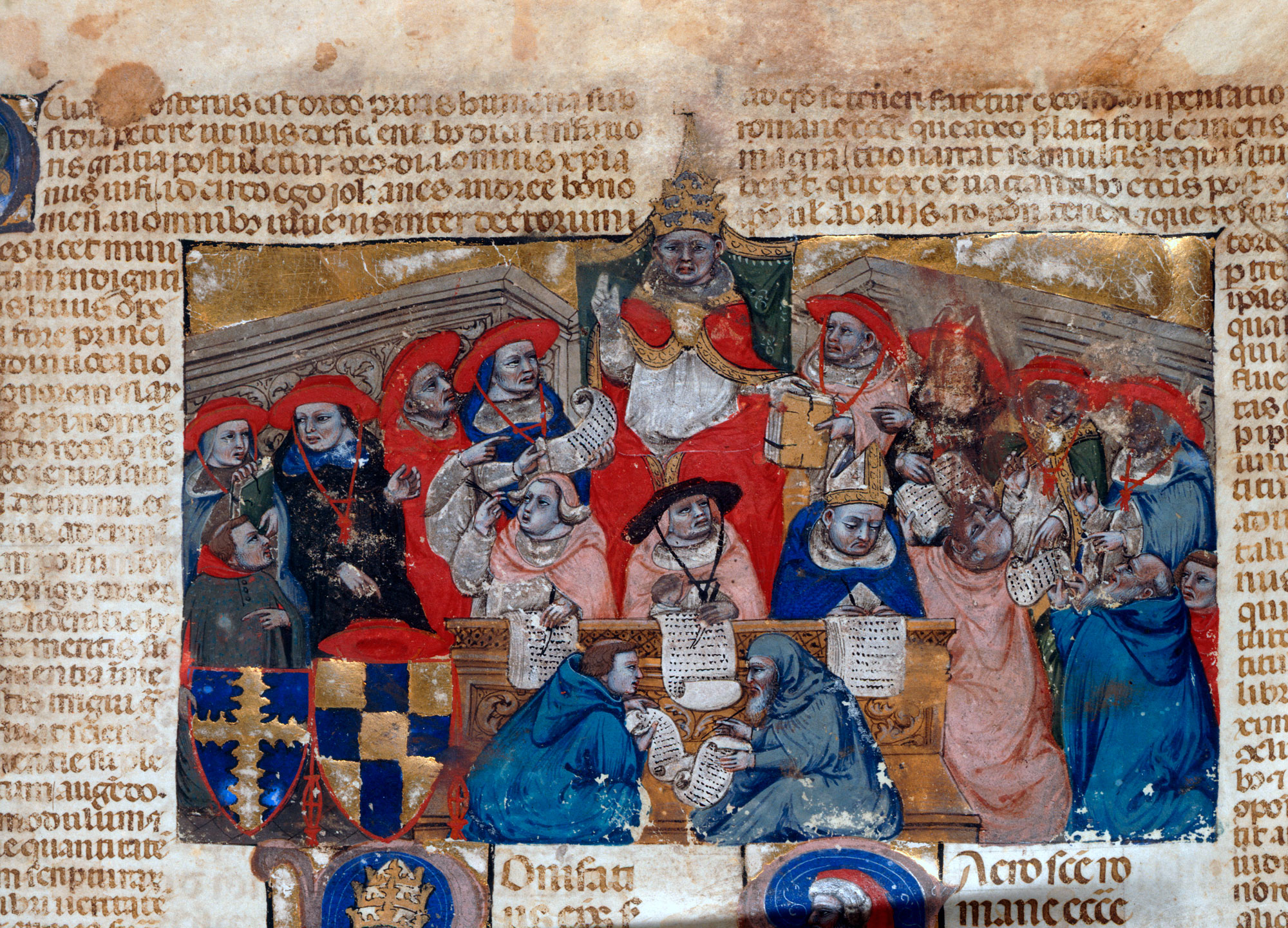 Church In The Middle Ages From Dedication To Dissent