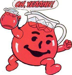 Drinking Kool Aid From A Mayo Jar Gotta Boil Water