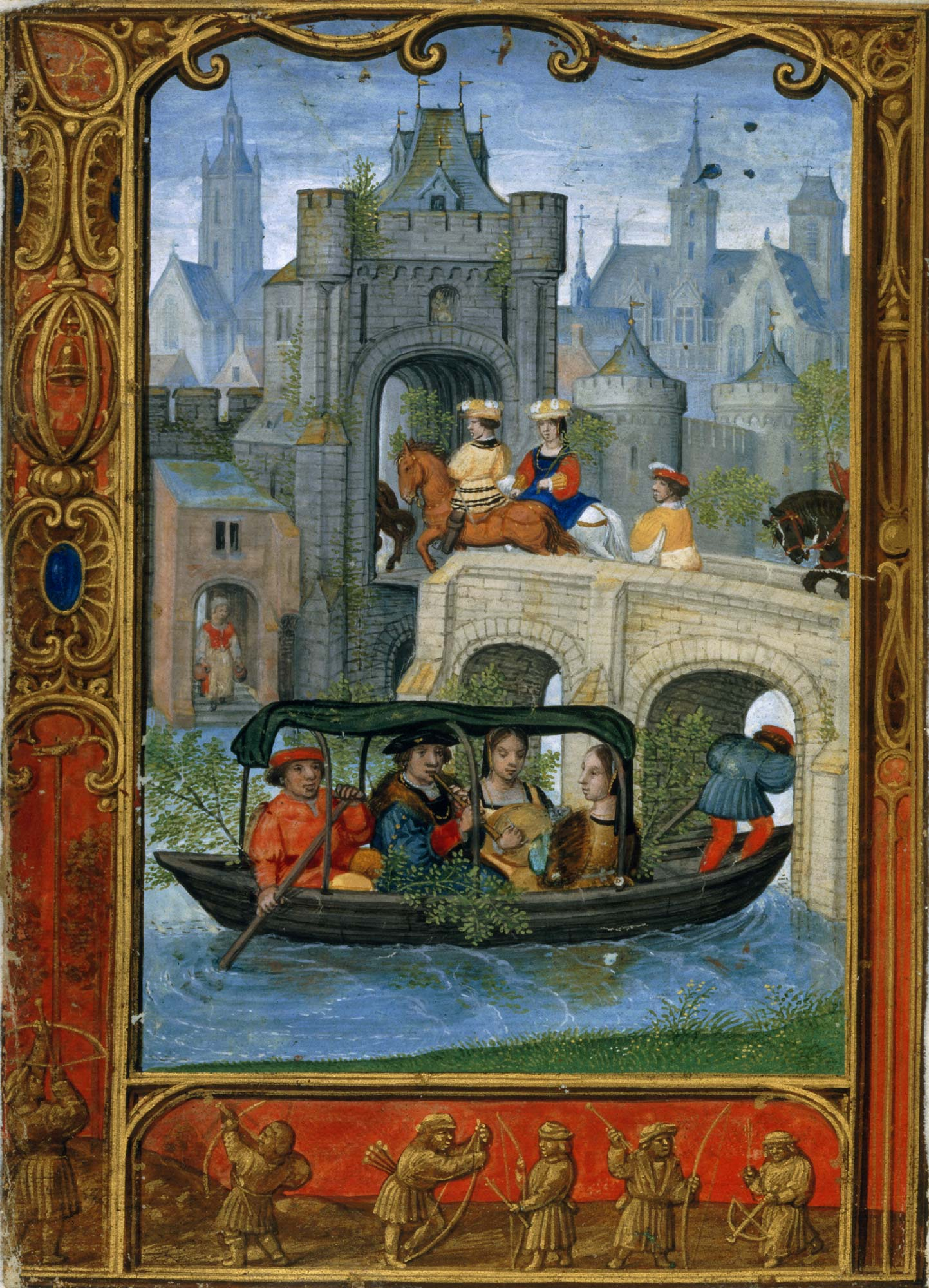 Peasants In The Middle Ages And Their Role In Rural Life