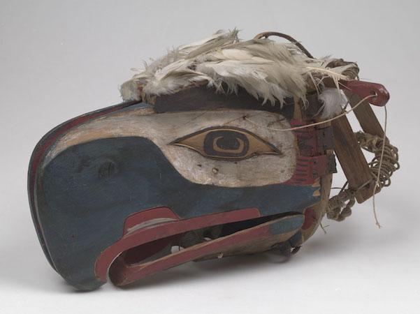 Transformation Masks Of The Kwakwaka Wakw
