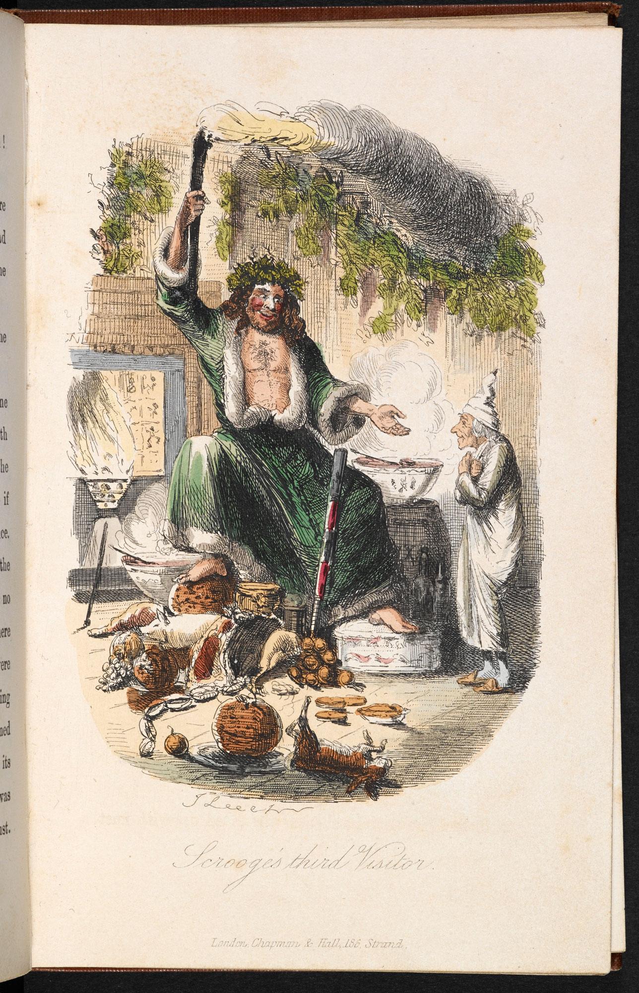 The Origins Of A Christmas Carol With Video