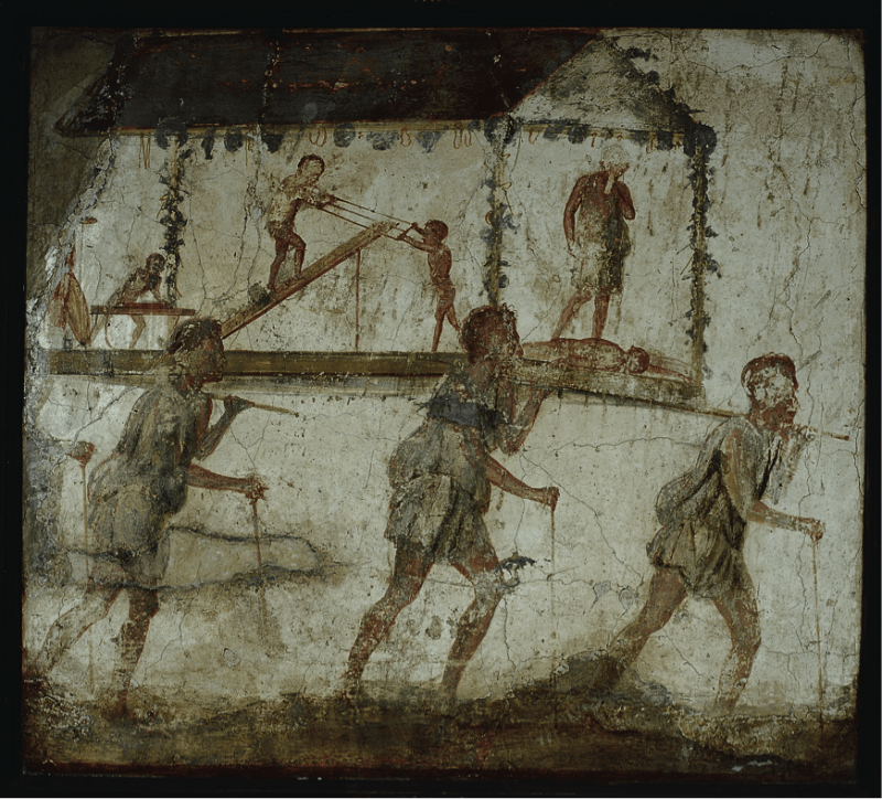 Pompeii and Herculaneum Lessons from the Ruins