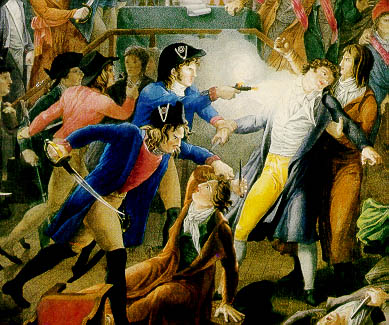 the not so revolutionary french revolution French revolutionary wars: with a population not much more than one-third that of the french revolution and france's subsequent declaration of war.