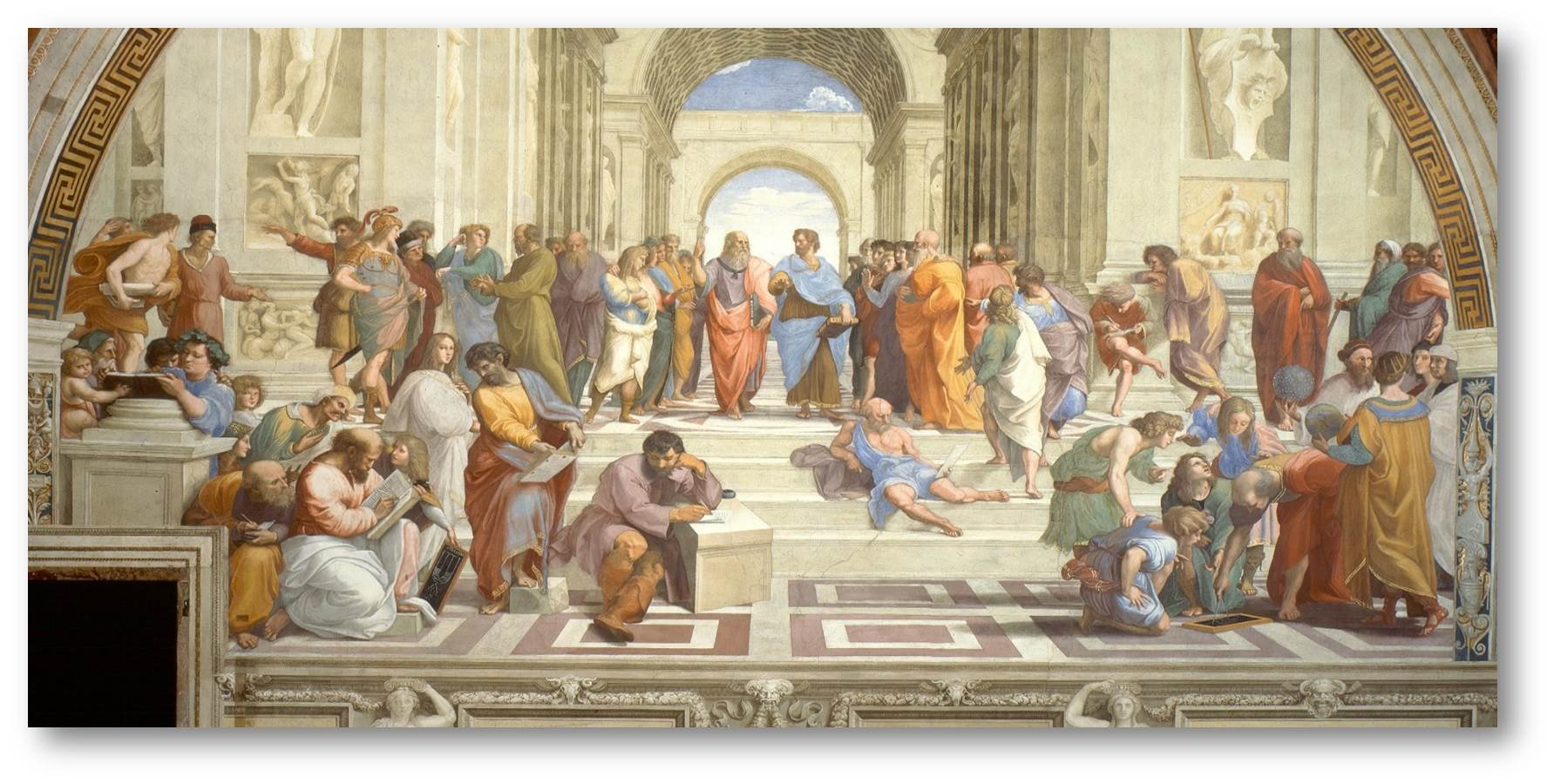 Education Research And Government In The Ancient Greek