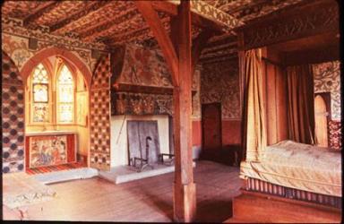 medieval bedroom king room bed decor elizabethan england castles interiors scene castle princess royal rooms queen idea inspiration middle ages