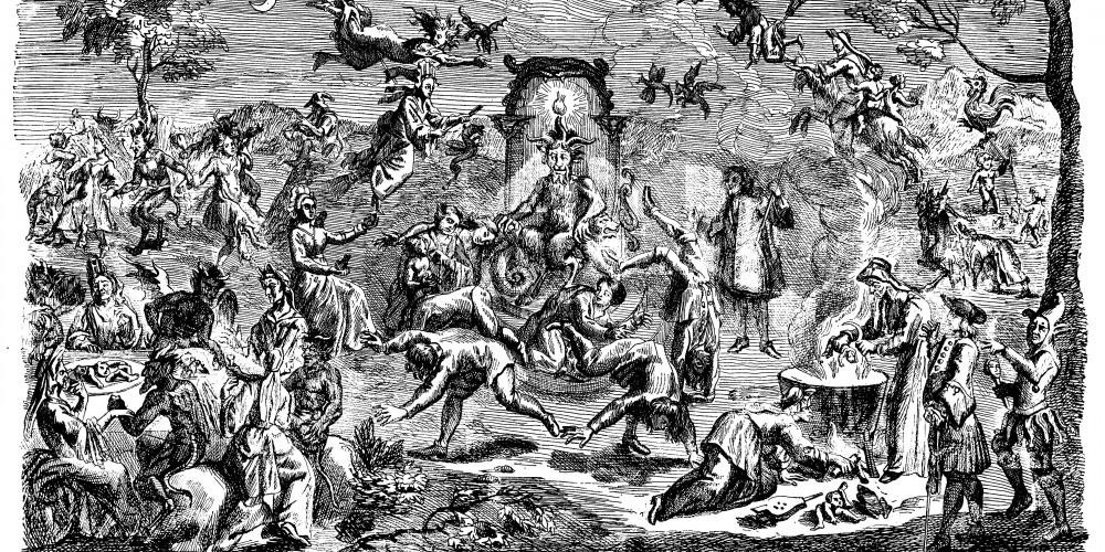Defining the Demonic  Jacques Collin de Plancys