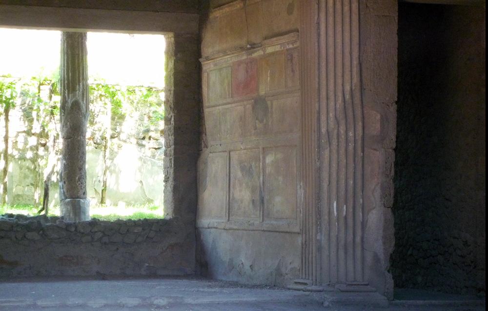 Roman Wall Painting Styles