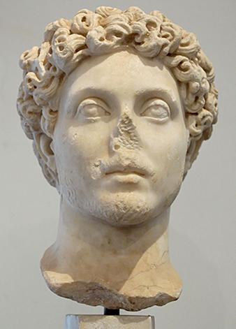 The Equestrian Statue of Roman Emperor Marcus Aurelius