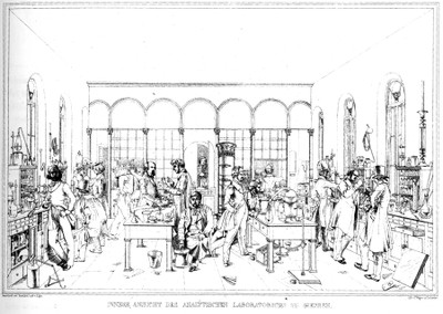 History of the Beginnings of the Laboratory in the Early