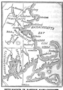 The British Empire in the North American Colonies, 1600