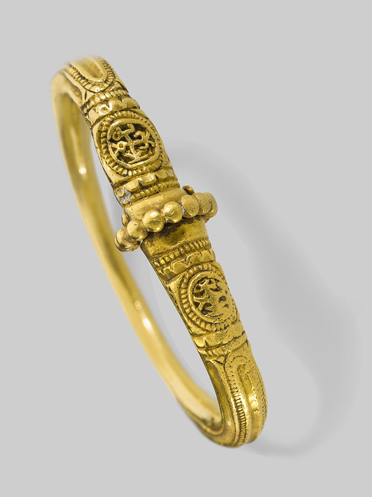 Byzantine Amulets and Jewelry Status and Protection from Evil