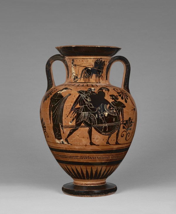 Ways Ancient Greek Vases
