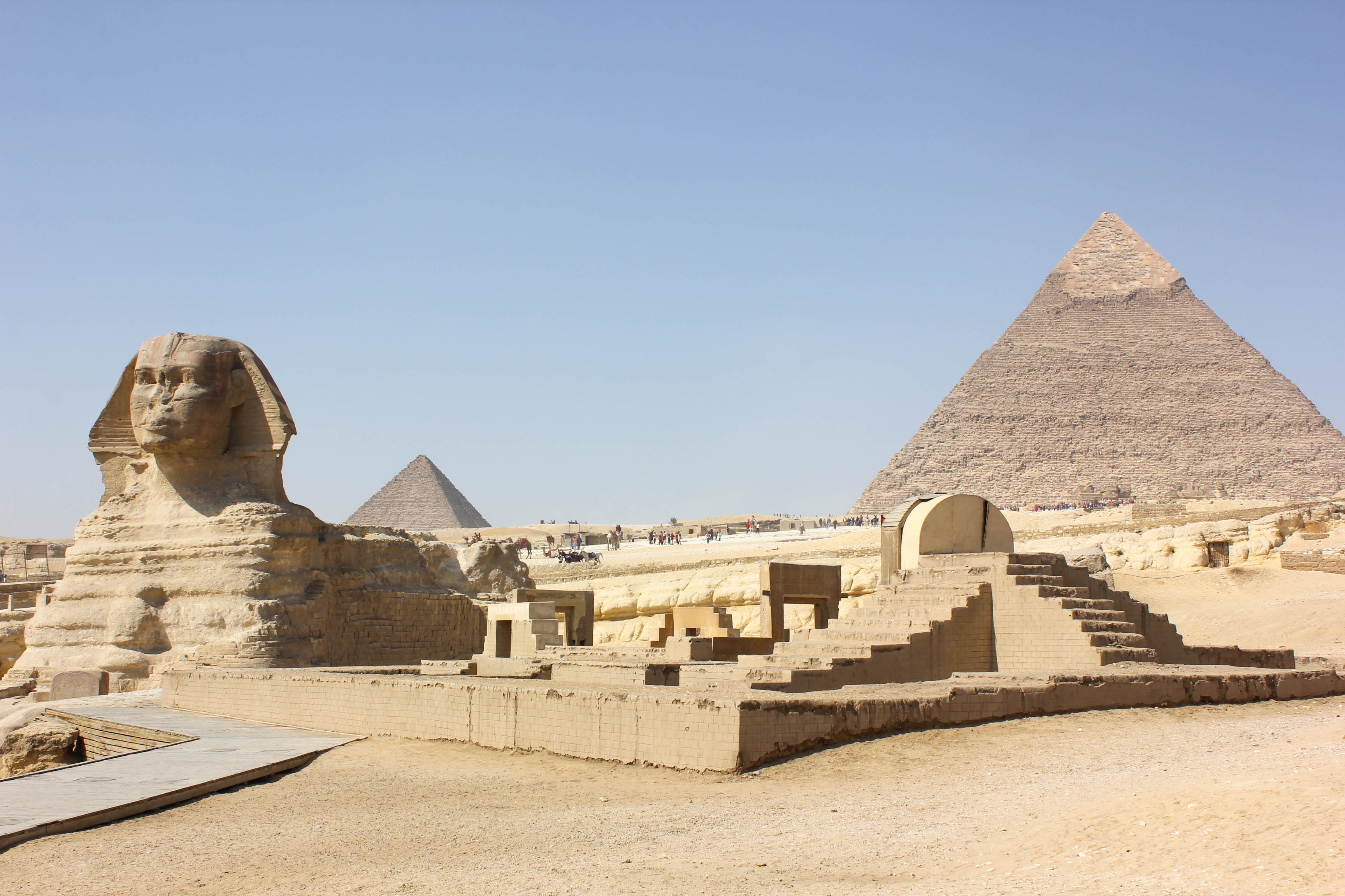 Pyramids And Sculpture Of Old Kingdom Egypt