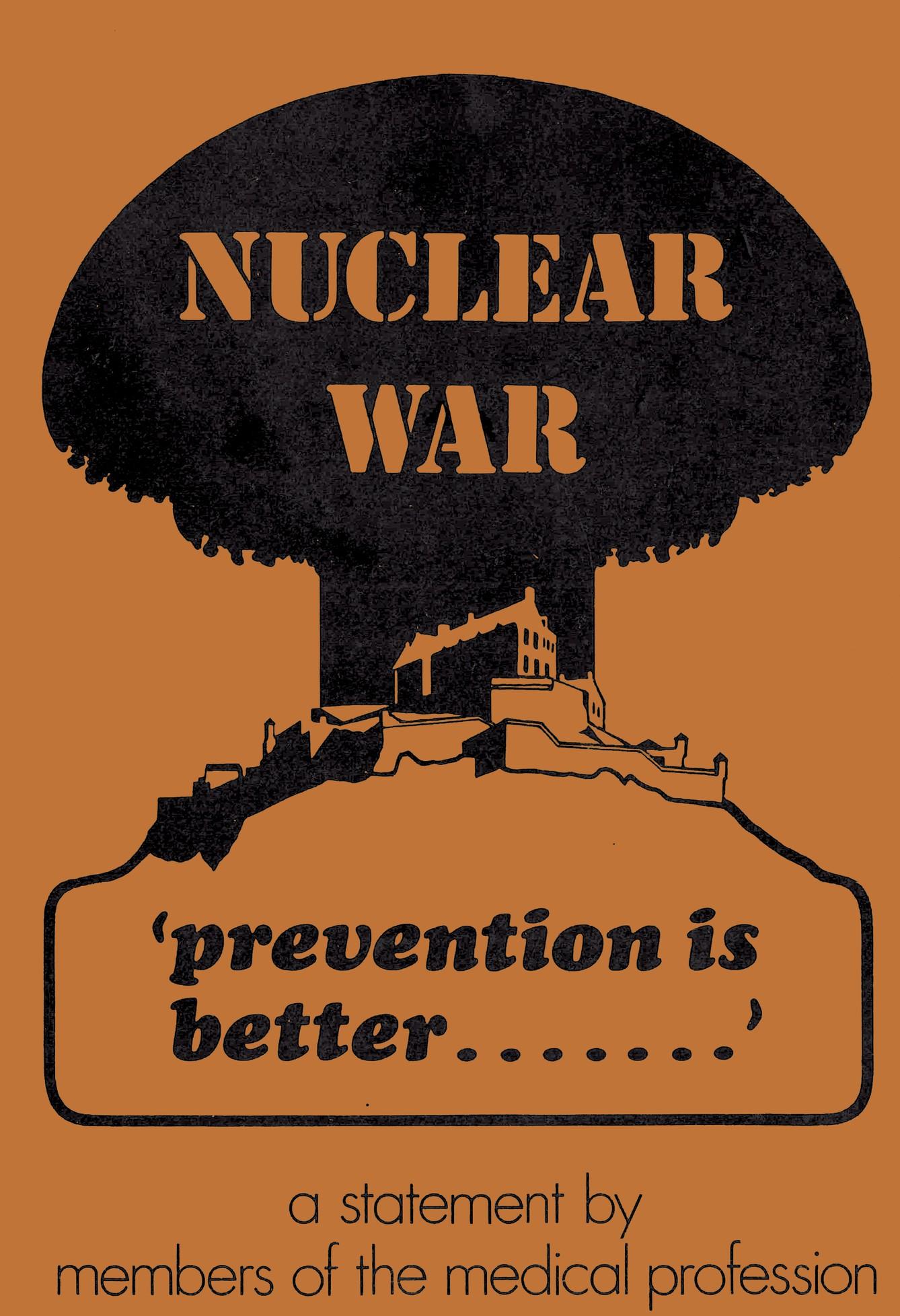 United Kingdom Cold War Nuclear Paranoia