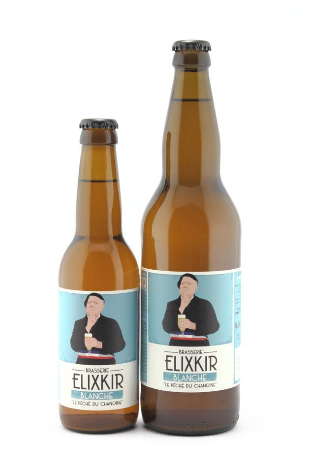 Bière Elixkir blanche