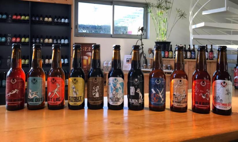 Les bières artisanales françaises de la brasserie Ockock Brewing