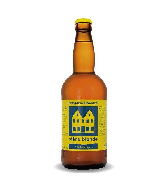 Bière blonde Uberach
