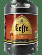 BIère Leffe ambrée en fût perfectdraft