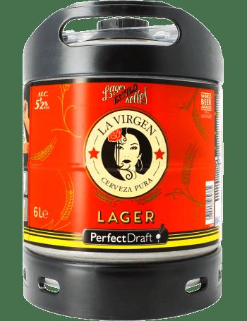 Bière La Virgen