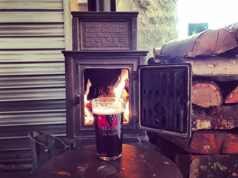 Bière brasserie du Quercorb